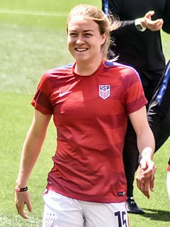 Emily Sonnett American association football player