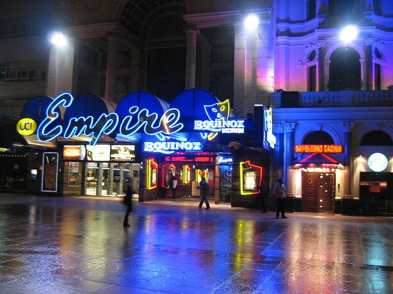 Leicester Square Bar And Restaurant Christmas Menu