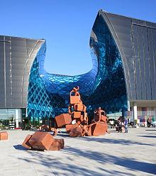 norrköping shopping center