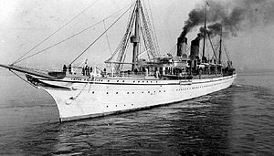 Queen of the Pacific - Image: Empress of Japan BCA b 03291