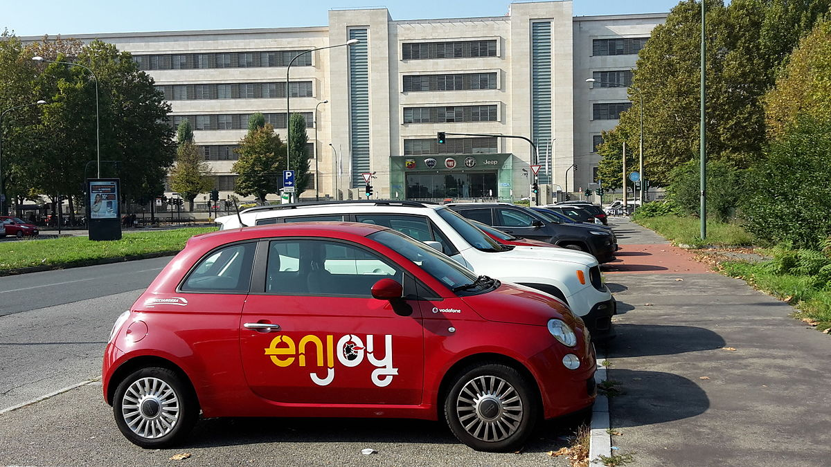 Renting And Sharing Cars