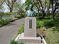 Enomoto Takeaki statue.JPG