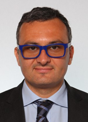Civic Choice - Enrico Zanetti, party leader since January 2015
