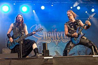 Ensiferum Finnish folk metal band