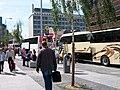 Enterprise shuttle buses outside Connolly Station - geograph.org.uk - 1455800.jpg