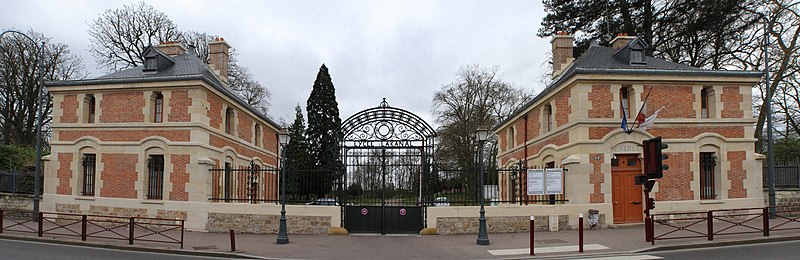File:Entrée lycée Lakanal Sceaux 8.jpg