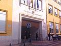 Entrada Facultad de Ciencias Políticas y Sociología de Granada.JPG