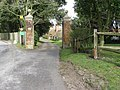 Entrance to Plumpton Place - geograph.org.uk - 1768906.jpg