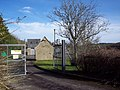 Entrance to Tisbury Sewage Works - geograph.org.uk - 338528.jpg