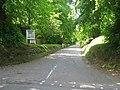 Entrance to Woodland Rise - geograph.org.uk - 1321422.jpg