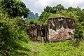 Entrance to fortifications, Benteng Pendem, Cilacap 2015-03-21.jpg