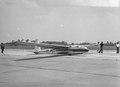 Entrega de aviões e planadores a aeroclubes pelo Departamento de Aviação Civil (DAC)..tif
