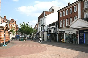 Epsom High Street from the Clock Tower.jpg