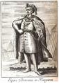 Eques Draconis in Hugaria, Bonanni 1724. p. XXXV.png