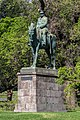 Equestrian Statue of Sir John Monash, Kings Domain, Melbourne 2017-10-28 02.jpg