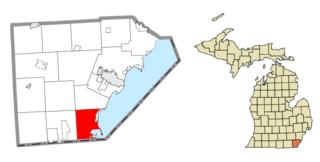 Erie Township, Michigan Civil township in Michigan, United States