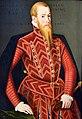 Erik XIV king of Sweden (1533-1577), 1561, by Domenicus Verwilt (active 1556-1566). Nationalmuseum, Stockholm, Sweden.jpg