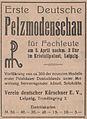 Erste deutsche Pelzmodenschau für Fachleute im Kristallpalast, Leipzig 1921, Anzeige.jpg