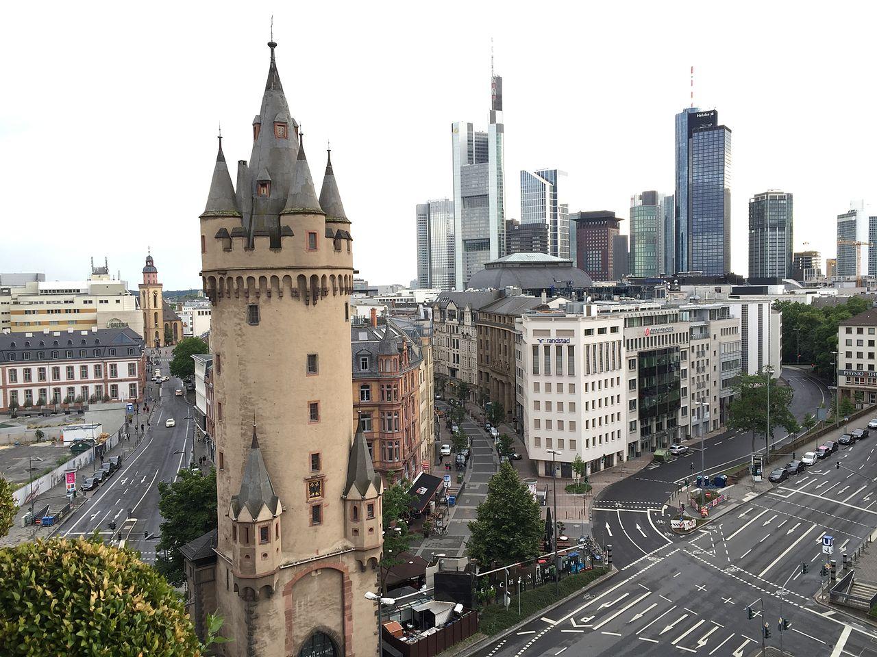 Turm Hotel Frankfurt Eschersheimer