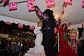 Espectaculo flamento en el Restaurante Grill Fataga por la Feria de Abril 04.jpg