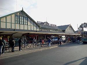 Retiro San Martín railway station - Image: Estacion Retiro