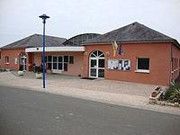 Estialesq (Pyr-Atl, Fr) Mairie.JPG