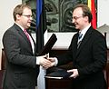 Estonian FM Urmas Paet in Macedonia (3170079860).jpg