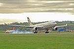 Etihad Airways inaugural flight to Edinburgh.jpg