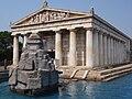 Europa-Park Grekio pozidona templo 2.jpg
