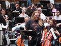 Eva-Maria Westbroek, Ensaio Tristán e Isolda, Palacio da ópera, A Coruña 6.JPG