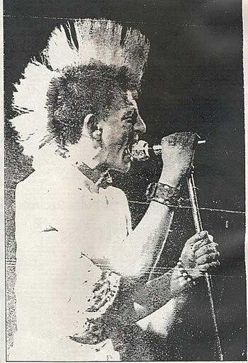 Evaristo Punk Páramos