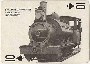 2-6-0 - 1876 ex back-to-back, T rebuilt to ST