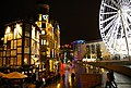 Exchange Square by night - geograph.org.uk - 336845.jpg