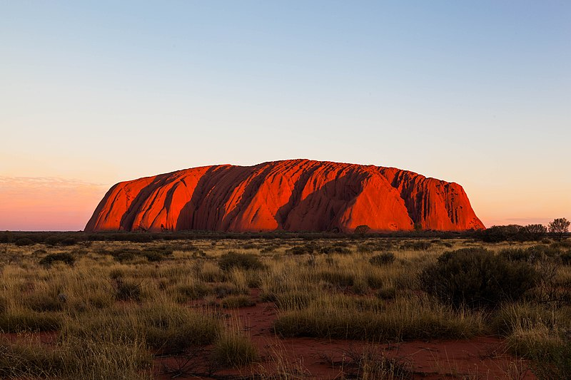 Experiencing my first Uluru sunset.jpg