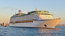 Explorer of the Seas, Fremantle, 2015 (03).JPG