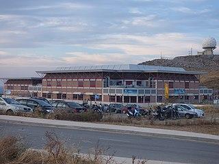 Heraklion Indoor Sports Arena Sports arena in Heraklion, Crete Region, Greece