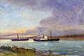 FÄRDIG passagerarångslup, SANDHAMN bogserångfartyg, S 5476.jpg