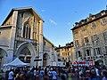 Fête de la musique 2017 à Chambéry (cathédrale).JPG