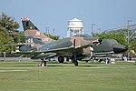 F-4B Phantom II '49-421 FA' and WB-66D Destroyer '55-390 JN' (27344124868).jpg