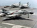 F-4B of VF-114 landing on USS Kitty Hawk (CVA-63) 1968.jpg