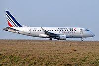 F-HBXG - E170 - Air France