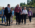 FEMA - 45027 - Disaster officials at Rocky Boy Indian Reservation in Montana.jpg