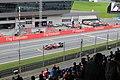 FIA F2 Austria 2018 Rennende Geleal.jpg