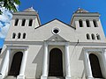 Façade de la cathédrale San Isodoro à Holguin.JPG