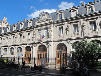 16th arrondissement of Paris - Lycée Janson de Sailly