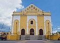 Fachada de la Parroquia San Francisco de Asís; Hunucmá, Yucatán.jpg