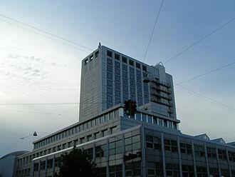 Falkoner Center - Image: Falkoner Centret