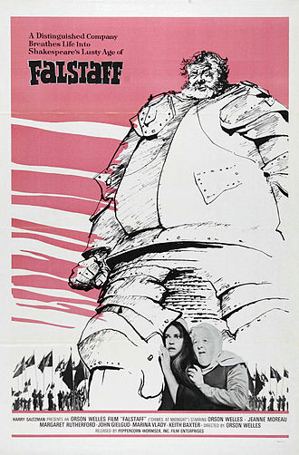 Chimes at Midnight - U.S. theatrical release poster
