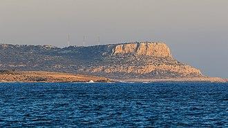 Ayia Napa - Cape Greco