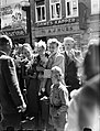 Fanny Blankers-Koen in de Cineac te Amsterdam, Bestanddeelnr 902-9166.jpg